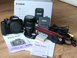 click for brand new canon 1000D kits