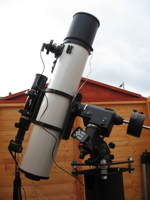 Astronomiser - Automated Astronomy and AstroImaging Solutions